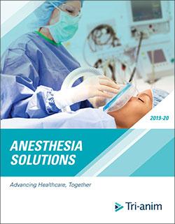 Tri-anim Anesthesia Solutions Catalog