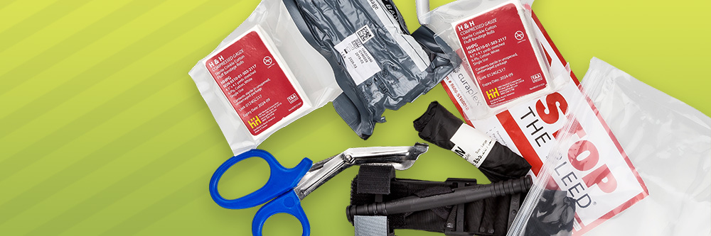 Stop the Bleed® Kits: What You Need to Know